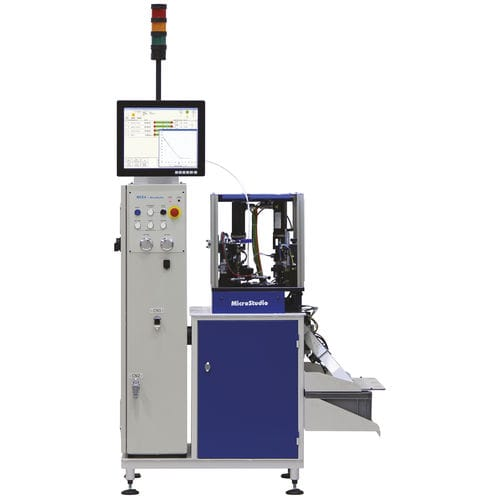 performance load testing machine
