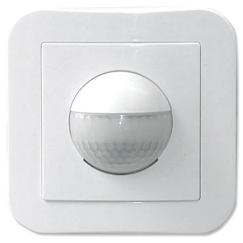 motion detector / acoustic / indoor / wall-mounted