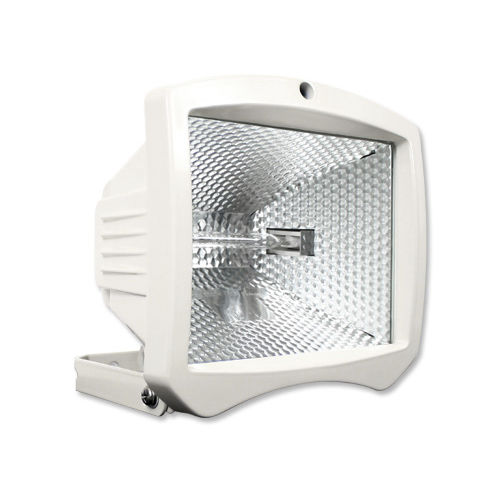 halogen floodlight / corrosion-resistant / IP44 / outdoor