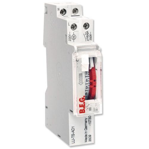 analog time switch / DIN rail
