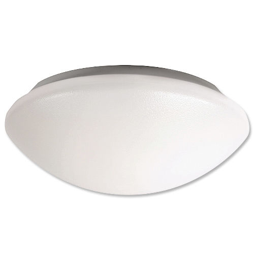 ceiling-mounted lighting / lamp / for storage hall / polycarbonate