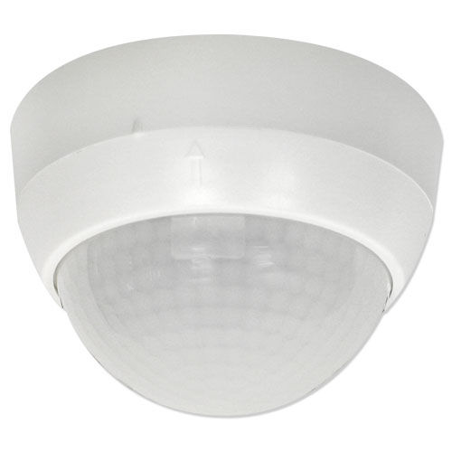 presence detector / LED / ceiling-mounted / wall-mounted