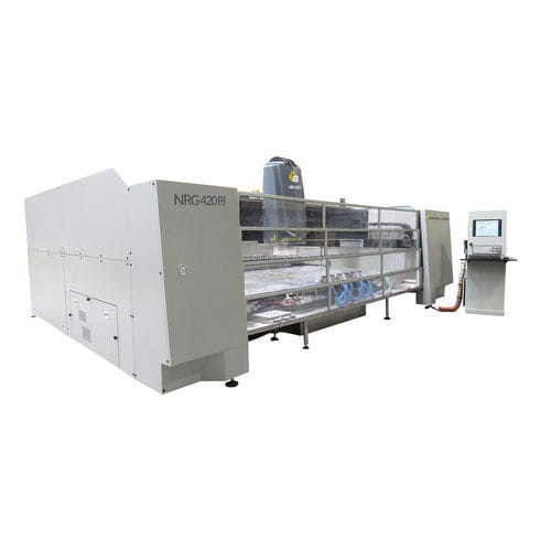 CNC finishing machine