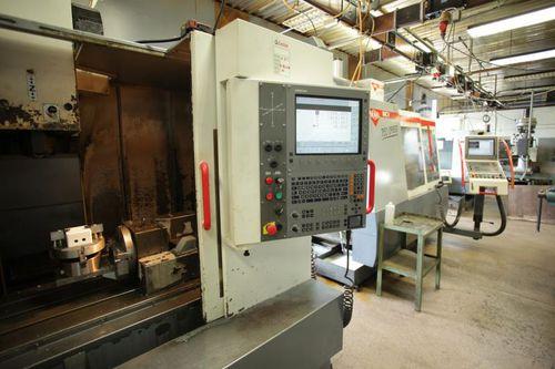 plastic milling machining / automotive / CNC / 5-axis