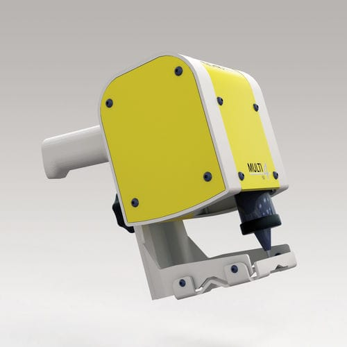 dot peen marking machine / hand-held / compact