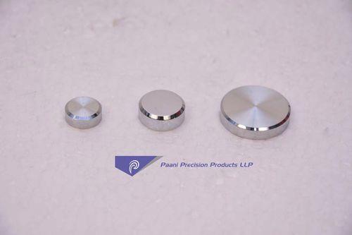 screw-in fitting / straight / fiberglass / brass
