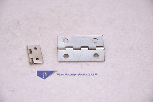 steel hinge / brass / mild steel / corner