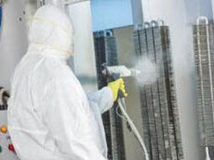 aluminum powder coating