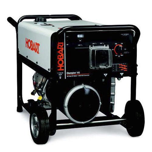 arc welding generator / mobile / DC