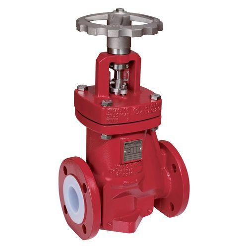 valve with bellows seal