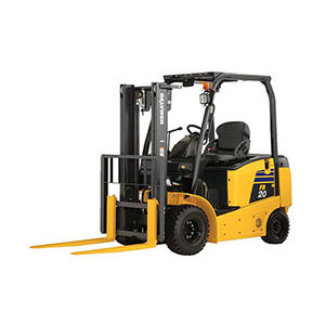 electric forklift / ride-on / outdoor / for the wood industry