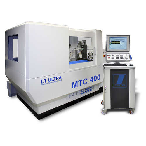 high-precision lathe / CNC / 2-axis / 3-axis