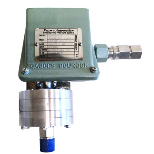 mechanical pressure switch / for hydraulic applications / for pumps / for compressors