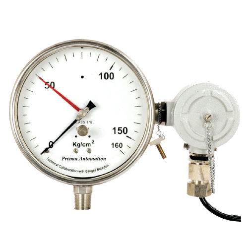 mechanical pressure switch / stainless steel / flameproof / IP68