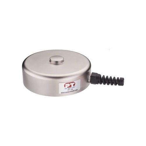 compression load cell / button type / miniature / high-precision
