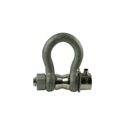 tension load cell / shackle / stainless steel / precision