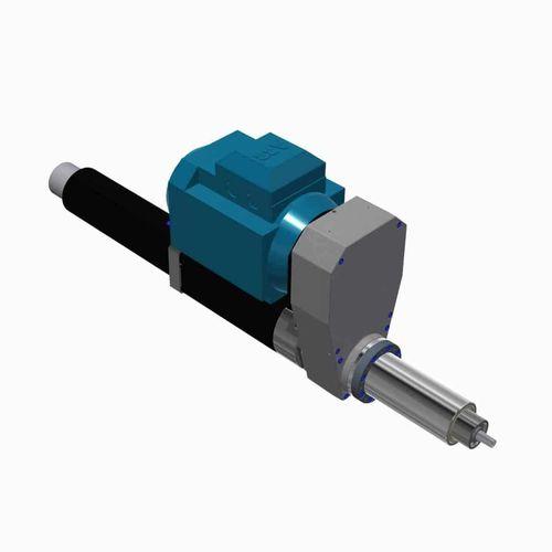 hydraulic drilling unit