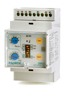 earth-leakage protection relay