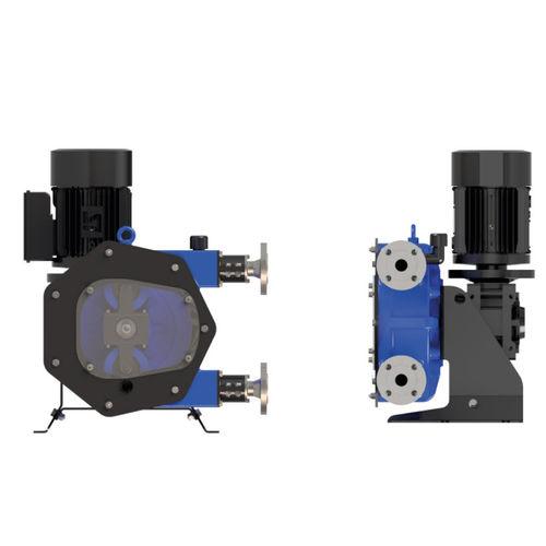 water pump / electric / peristaltic / industrial