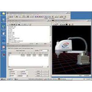 programming software / simulation / control / training