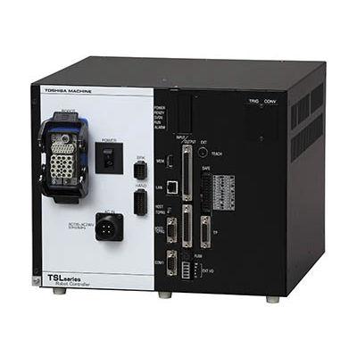 Ethernet communication port robot controller