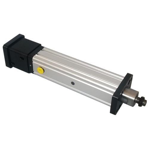 cylinder with servo-motor