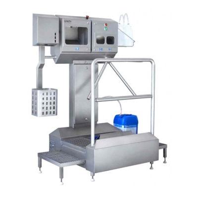 water washing system
