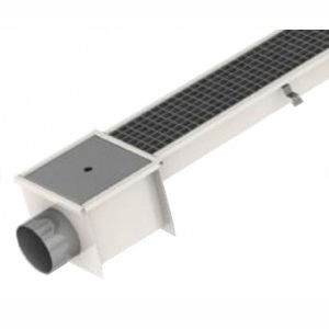 stainless steel drainage device