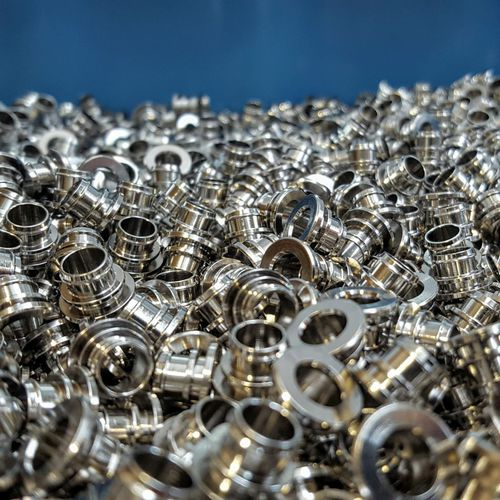 brass nickel plating