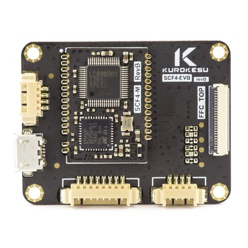 DC motor controller / microstepping / digital / compact