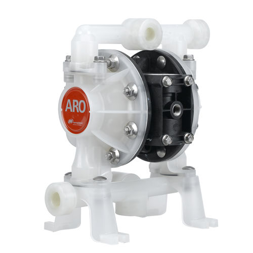 diaphragm pump / for chemicals / for lubricants / fuel