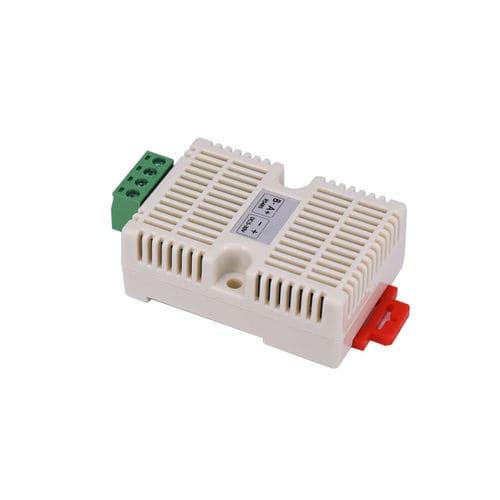 DIN rail humidity and temperature sensor