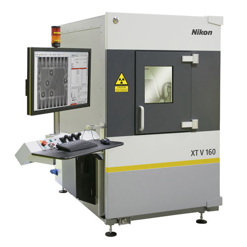 X-ray inspection machine - Nikon Metrology