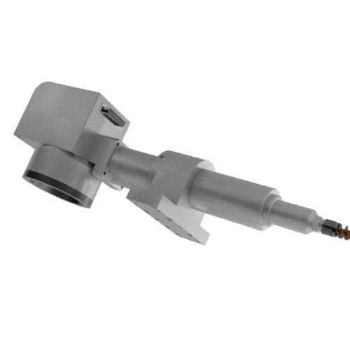 fiber laser marking machine / for integration / for metal / for ceramics
