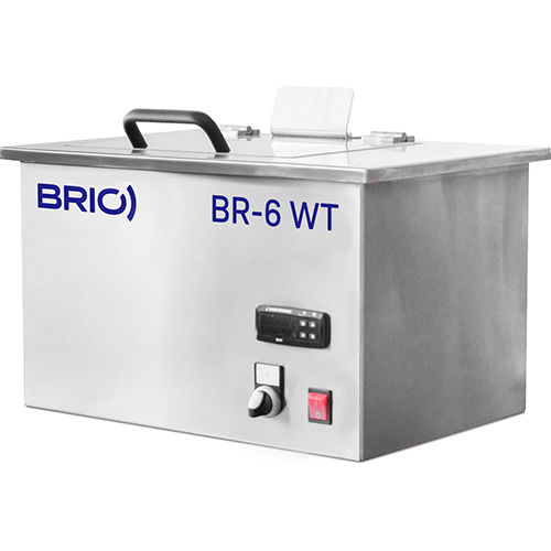 ultrasonic cleaning machine / manual / industrial / with basket
