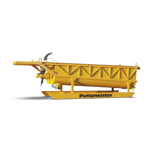 storage hopper / for concrete / sand / bulk