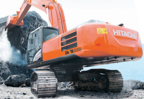 medium excavator / crawler / Tier 2 / construction