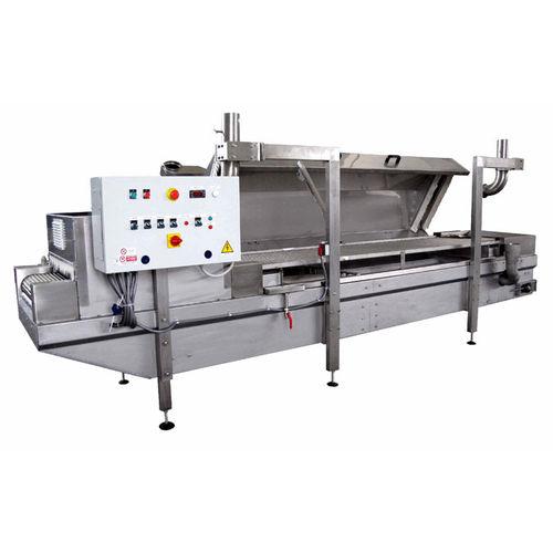 pasta pasteurizer / steam