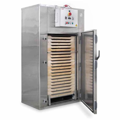 pasta sterilizer / process / heat
