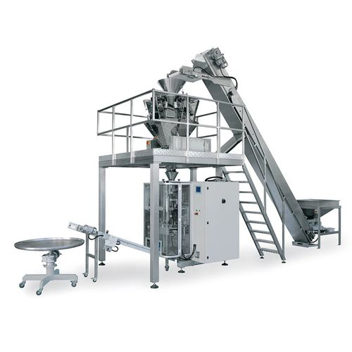 pasta packaging machine / automatic / vertical