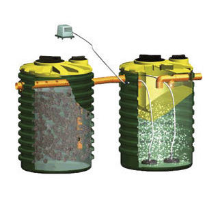 wastewater treatment filter