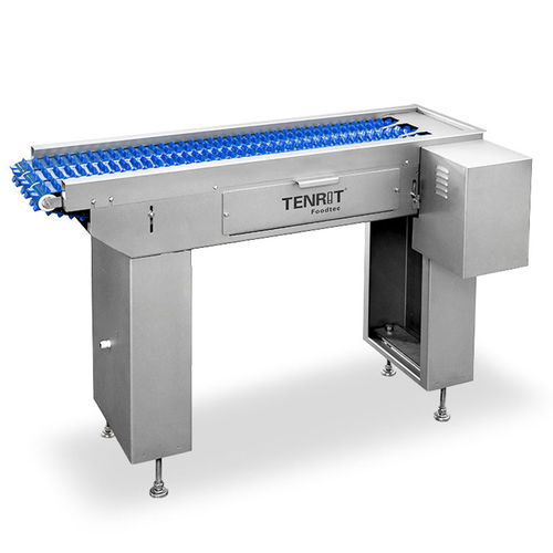 belt conveyor / for the food industry / vegetable / automatic