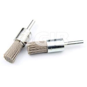 end brush / cleaning / polishing / aluminum