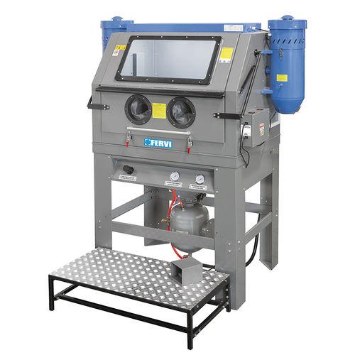 manual sandblasting machine / pressure