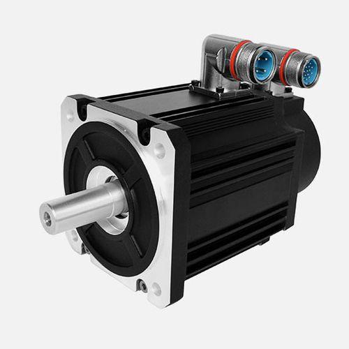 AC servomotor / asynchronous / 220 V / 4-pole