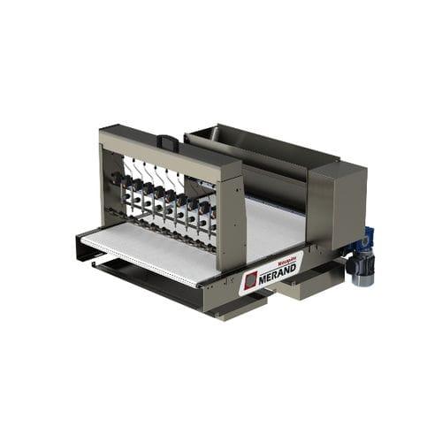 dough feeding unit