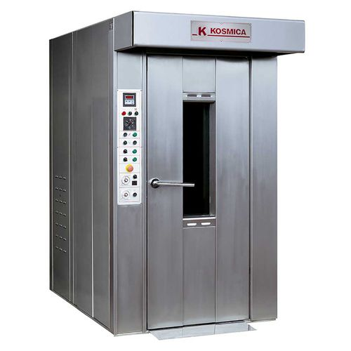 curing bakery oven