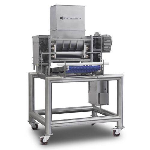 automatic dough sheeter / single exit