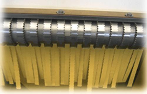 dry pasta cutting machine / automatic