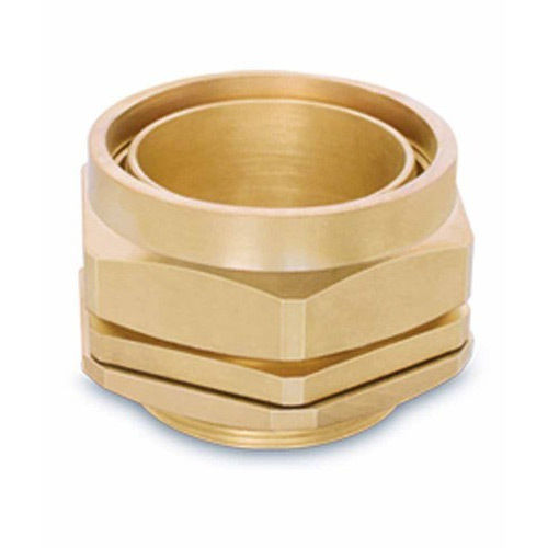 brass cable gland / nylon / stainless steel / aluminum